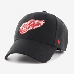 Бейсболка 47 Brand Detroit Red Wings MVP05WBV-BKA