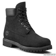 Черевики Timberland 10073 black (TF4042), 41.5