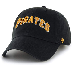 Бейсболка 47 Brand Pittsburgh Pirates RGWSC20GWS-BK