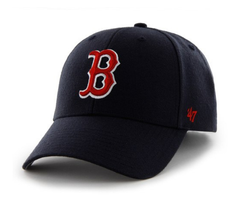 Кепка бейсболка 47 BRAND MVP BOSTON RED SOX NAVY MVP02WBV-NYA