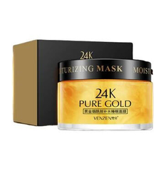 120 г Ночная маска Venzen Pure Gold 24K Luxury Effect
