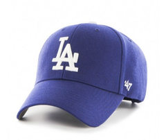 Кепка бейсболка 47 BRAND MVP LA DODGERS ROYAL BLUE MVP12WBV-HM