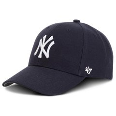 Бейсболка 47 BRAND New York Yankees B-MVP17WBV-HM Синий