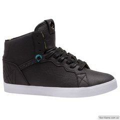 Кроссовки Osiris 12521739 MID GROUNDS BLK-TAG-RISK, 41.5